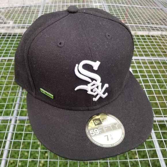 468fd5dec New Era Accessories | Chicago White Sox Fitted Hat 7 38 | Poshmark